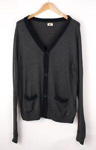 Lee Herren Freizeit Strick Pullover Größe L ATZ620