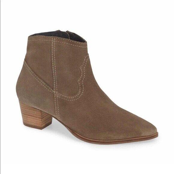 SEYCHELLES Represent Leather Bootie NWOB 7
