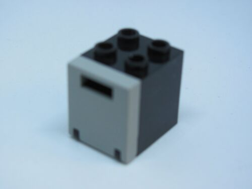 1376 7186 LEGO 4346 @@ Container Box 2 x 2 x 2 Door with Slot