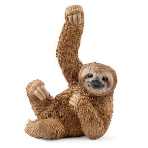 Schleich-Wild-Life-Sloth-da-Collezione-Animale-Figura-Nuovo