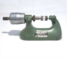 watchmakers BENCH MICROMETER Bulova Watch Co