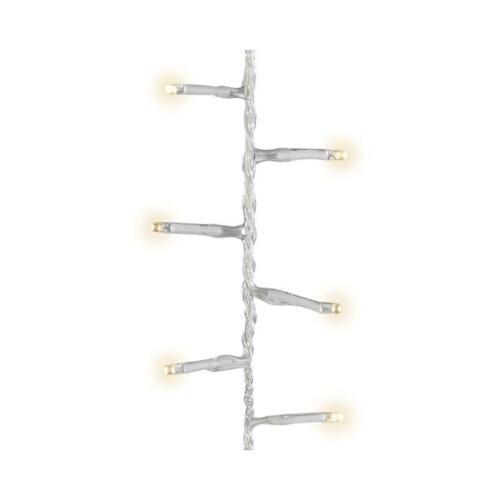 LED Rice Lichterkette 1500 warmweissse  Micro LED 34 M Aussen Timer Dimmer