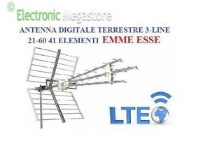 971069e50d24 Caricamento dell'immagine in corso  Antenne-3-line-Emme-Esse-45BSL-DIGITALE-TERRESTRE-