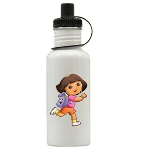 Personalized Dora the Explorer Water Bottle Gift