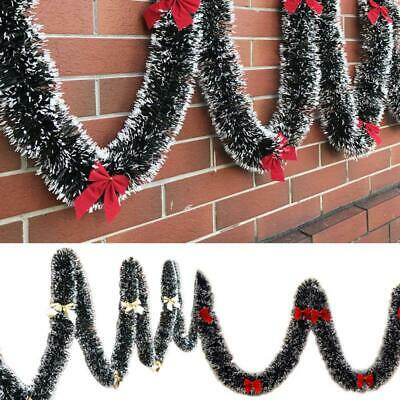 2M Christmas Garland Home Party Wall Door Decor Christmas Tree Ornament Strips