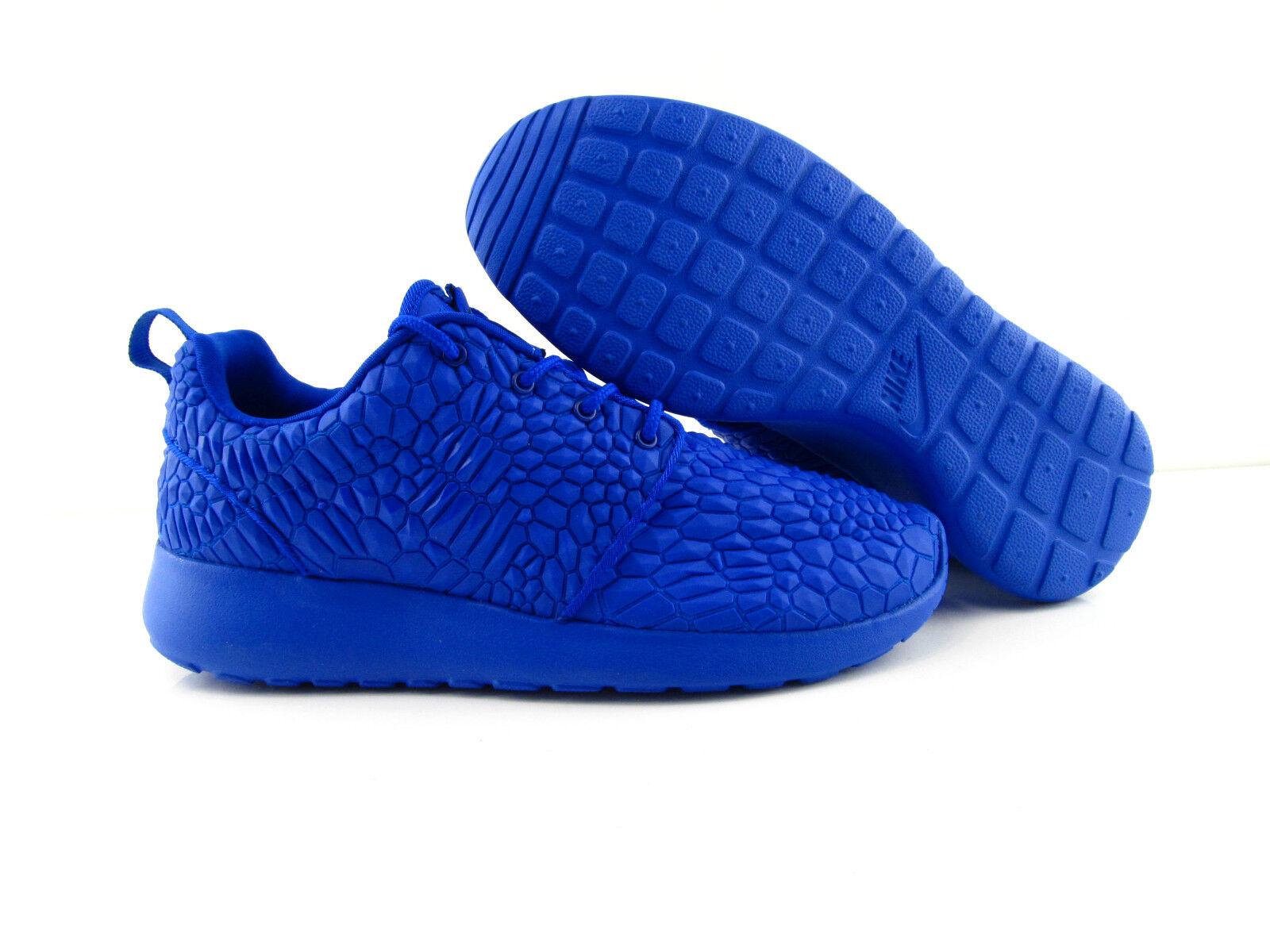Nike roshe run DMB us 6.5/9.5 QS Racer Bleu triple Bleu us 6.5/9.5