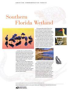 776-39c-Southern-Florida-Wetlands-4099-USPS-Commemorative-Stamp-Panel