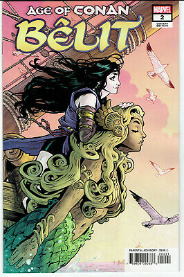 AGE OF CONAN BELIT #4 MARVEL Comics 2019 1st Print NM
