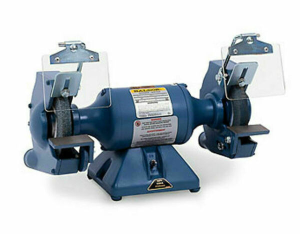Baldor 623e 1 3 Hp 6 Quot Electric Bench Grinder With Exhaust