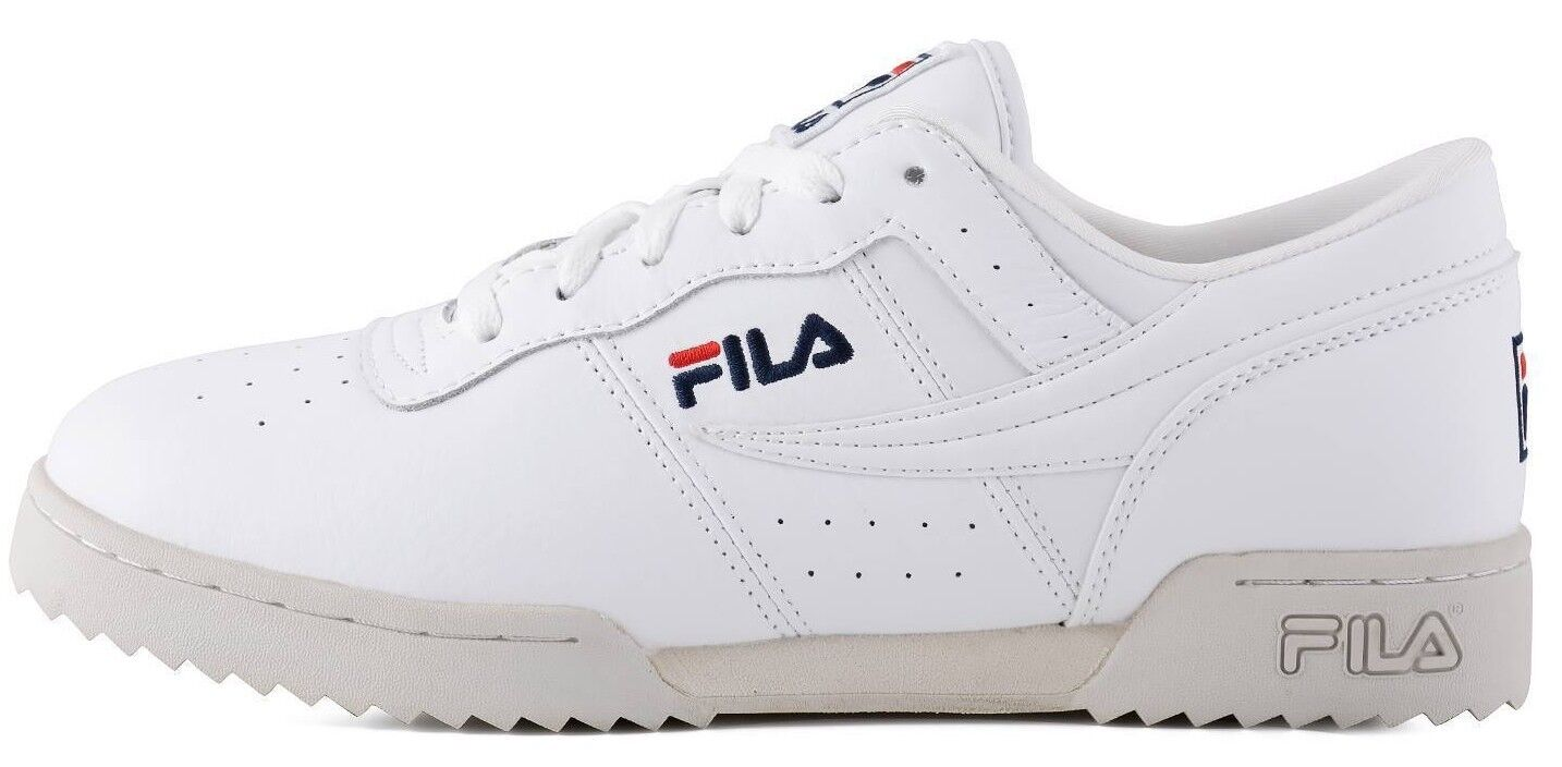 NEW AUTHENTIC hommes FILA Original Fitness Ripple LOW TOP Chaussures 1FN0068-109