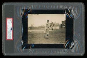1910's Original Photo WALTER JOHNSON Washington Senators by GEORGE BAIN Beauty!