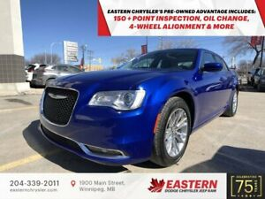 2020 Chrysler 300 Touring | 1 Owner | No Accidents | Panoramic Sunroof |