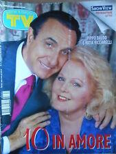 TV Sorrisi e Canzoni n°1 1996 Trailer Casper Anna Falchi Milly Carlucci [D37]