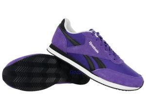 Details zu Damen Reebok Royal Classic Sneaker Schuhe, Turnschuhe, Sneakers lila