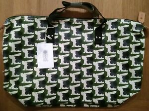 Orla-Kiely-baby-bunny-print-zip-shopper-bag-Colour-Grass