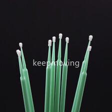 100 Pcs Dental Micro Brush Disposable Materials Tooth Applicators Medium Fine