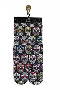 LOS-MUERTOS-BUY-3-GET-1-FREE-Fashion-Streetwear-Urban-Skate-like-ODD-SOX-socks