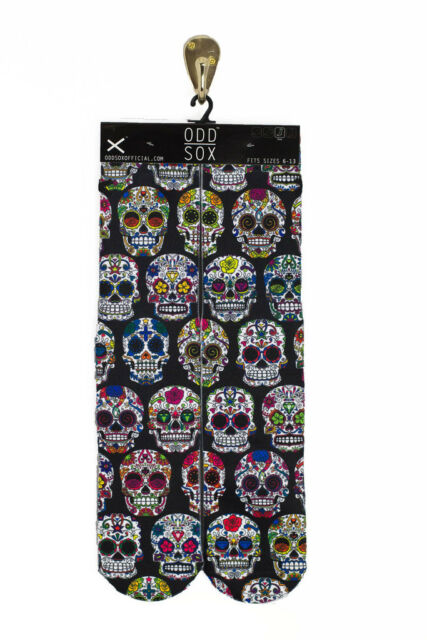 see everything BUY ANY 3 pairs GET 4TH FREE Streetwear novelty footwear ODD SOX