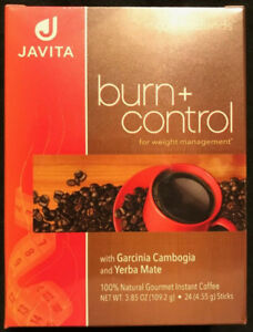 Details About Javita Coffee 2 Boxes Weight Loss Coffee Burn Control