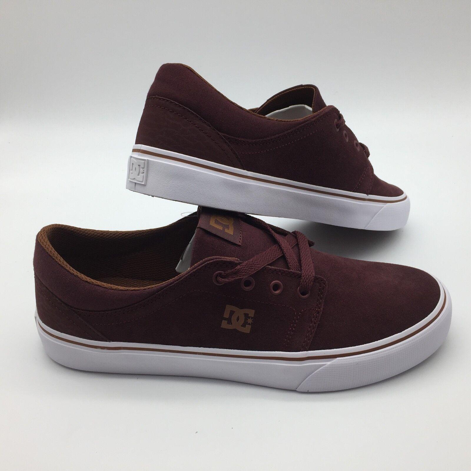DC Men's shoes  Trase  SD Burgundy(BUR)