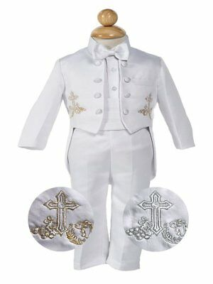 Objective Boy Baptism Outfit/traje De Bautizo Para Nino P17/yki-403 Demand Exceeding Supply Baby & Toddler Clothing Christening