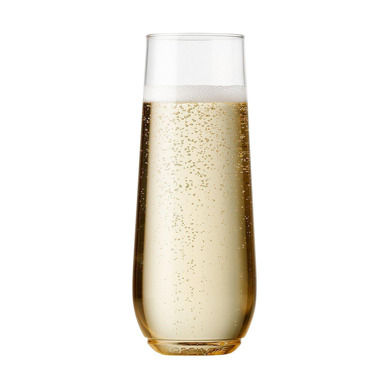 Set De Copas desechables Para Champagne para Brindar anticompetitivas irrompible