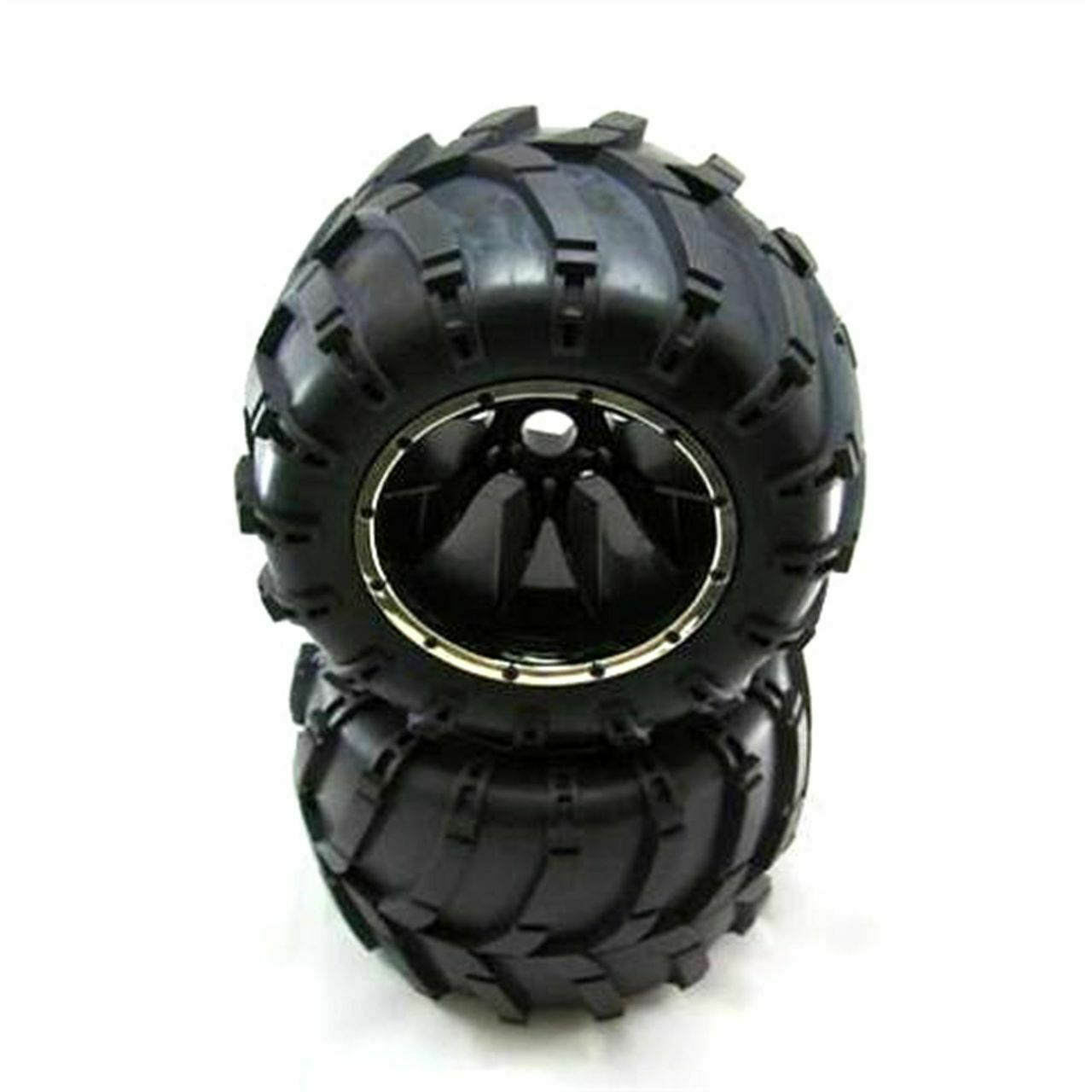 rossocat Racing Mounted Tires Rampage MT rosso50017