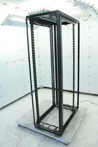 Tripp Lite Open Frame Server Rack Enclosure 28 X 40 X 80 Ebay