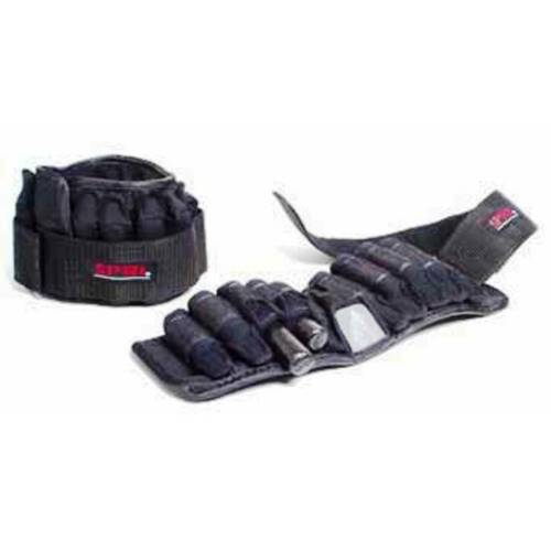 more can be added Brand New! Durable Ankle Weights 1 pair 5 lb included