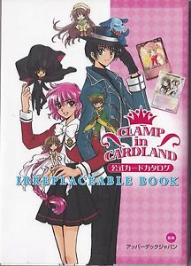 Clamp In Cardland Irreplaceable Book + Cartes Promo