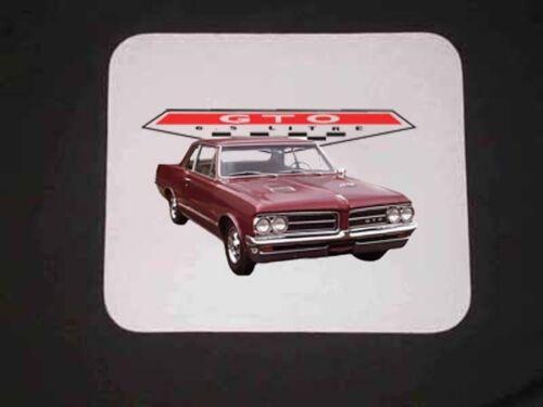 NEW Pontiac 1964 GTO Mousepad FREE SHIPPING!