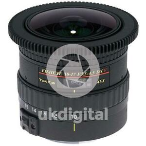 Tokina-AT-X-10-17mm-f-3-5-4-5-DX-V-Fisheye-lens-CANON-EF