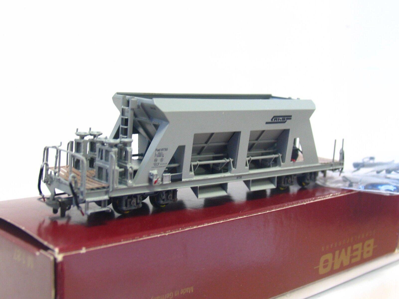 Wabu H0m Schotterwagen Fad 8730 RhB OVP (RB3386)