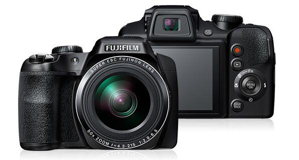 "Fujifilm Finepix S9200 16MP 50x Digital Bridge Camera ""DSLR Style"" - 2395"