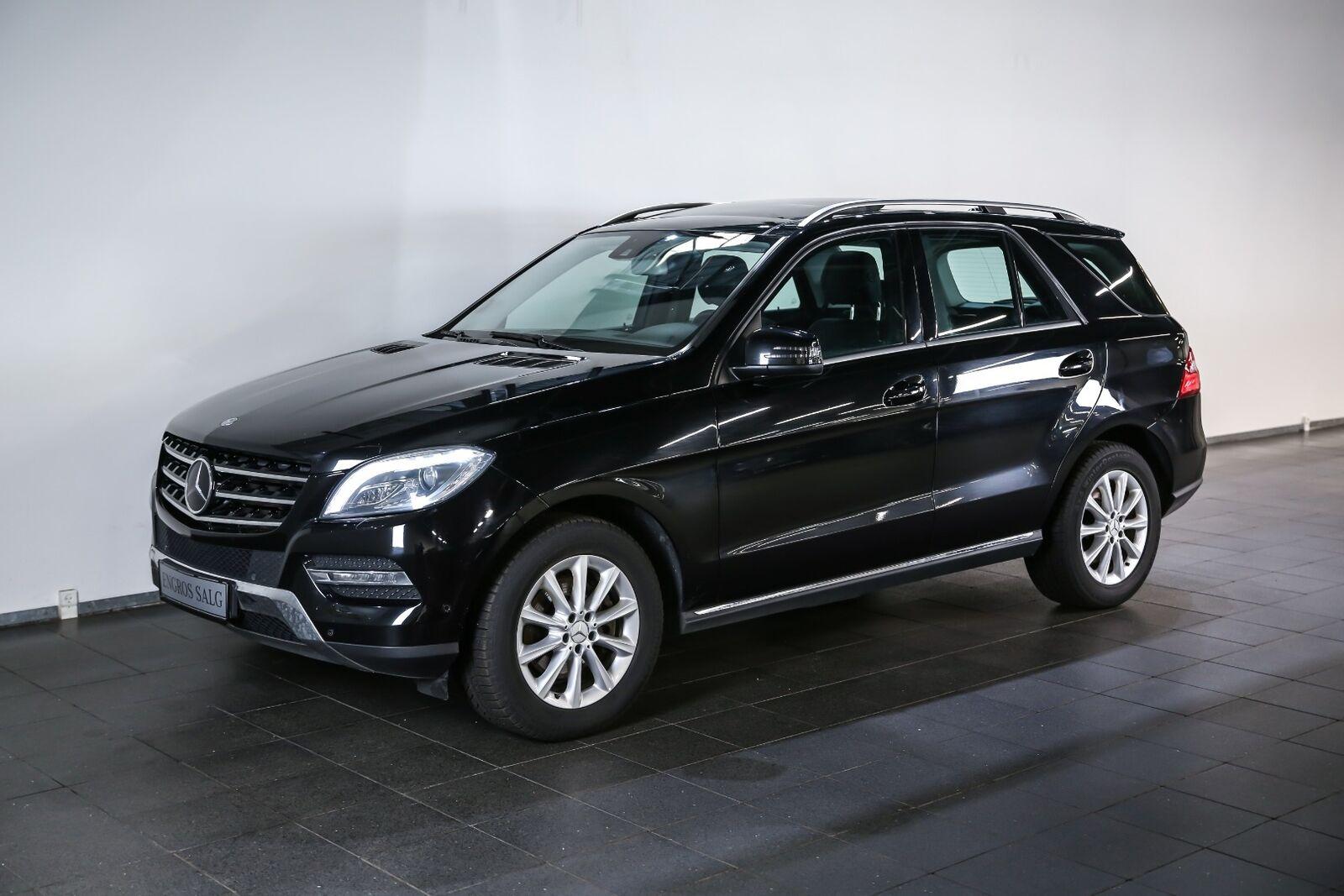 Mercedes-Benz ML350 3,0 BlueTEC aut. 4Matic