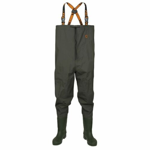 FOX Lightweight Green Waders Gr.41 by TACKLE-DEALS !!!