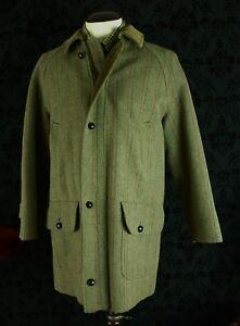 ddd677d5f5910 Image is loading Mens-Grenfell-DerbyTweed-Overcoat-Coat-Shooting-hunting- Jacket-