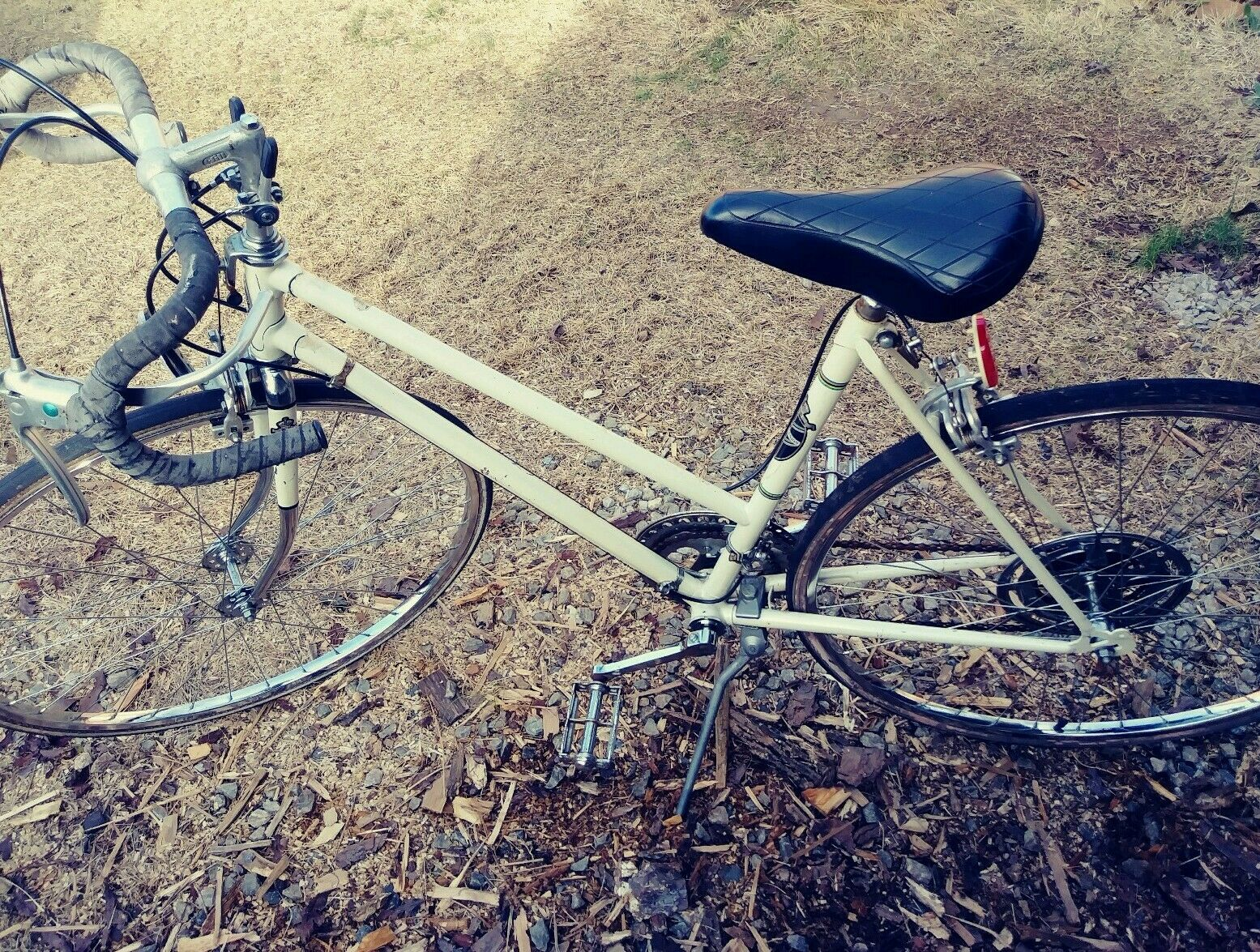 1976 Vintage Royce Union Sutton Supreme Ladies 10 speed bike bicycle Shimano