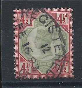 Grande-Bretagne-N-98-Obl-FU-1887-1900-Victoria-bis