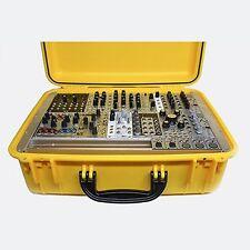 Synthrotek Water Proof 7U (6U + 1U) 84HP Portable Eurorack Case Waterproof