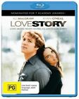 Love Story Blu-ray Region B Aust Post