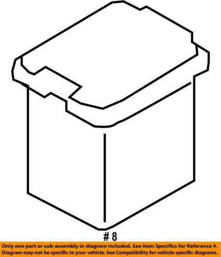 FORD OEM-Fuse 7T4Z14526D