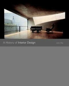 history of interior design by john pile 2000 hardcover ebay rh ebay com john pile interior design fourth edition john f pile interior design pdf