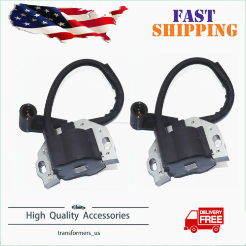 2 PACK Ignition Coil For KAWASAKI FR FS FX 21171-0743 21171-0711 Series Engines