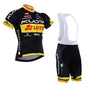 NUEVO-Maillot-Ciclismo-Hombre-Completo-Cremallera-Bib-Shorts-KITS-Equitacion