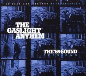 GASLIGHT-ANTHEM-THE-THE-039-59-SOUND-SESSIONS-NEW-CD