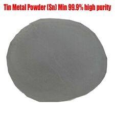 New 100g Tin Metal Powder Sn 999 45 M High Quality Tin Metal Sn