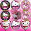 CUTE Hello Kitty Birthday Balloons Latex /& Foil Theme Set balloon PARTY BABY