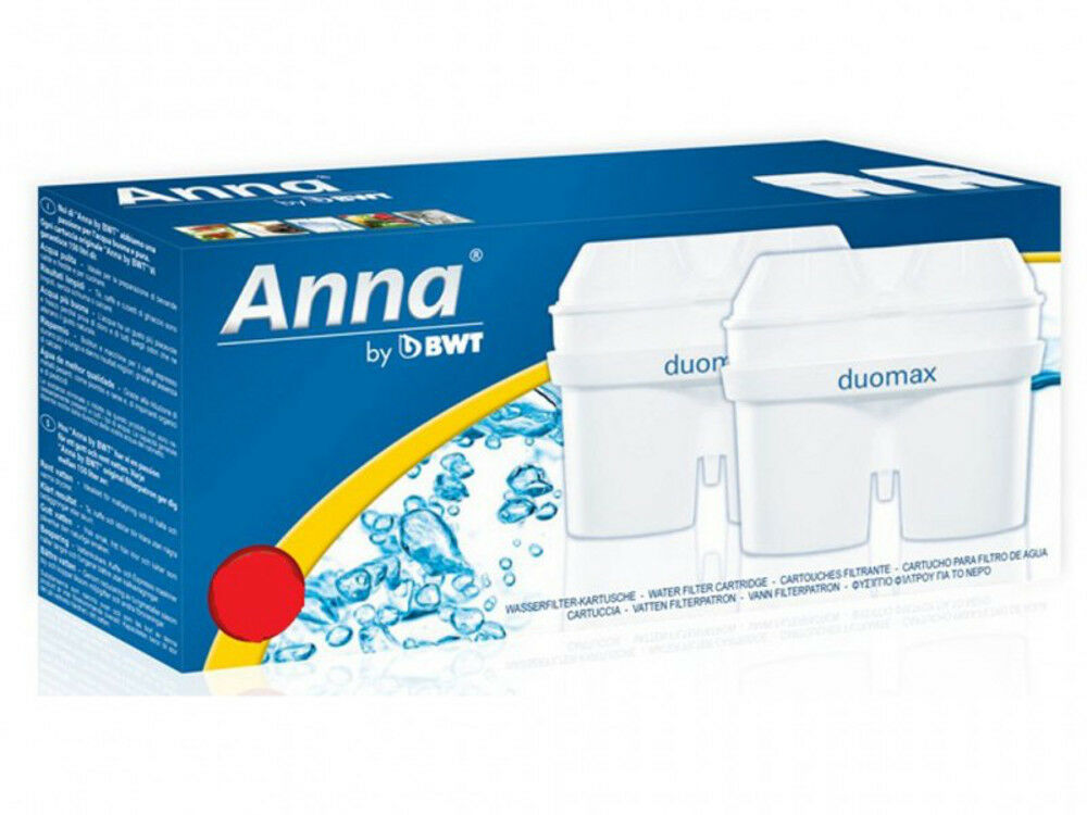 60 Filtro Filtro Filtro Para Brita Maxtra BWT Anna Duo Filtro de Agua Cartuchos de filtros d58159