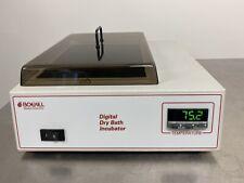 Boekel 113004 Digital Dry Bath Incubator With 4 Solid Heating Blocks Tested